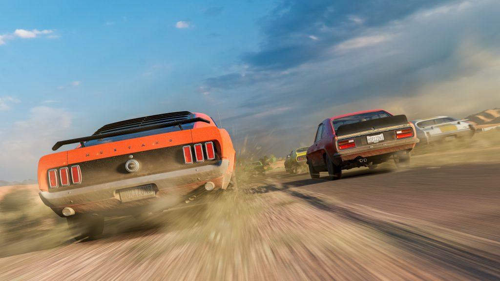 Forza Horizon 4 Project xCloud