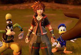 Kingdom Hearts III funcionará a 60fps en Xbox One X