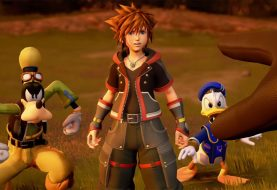 Kingdom Hearts 3 funcionará a 4K nativos en Xbox One X