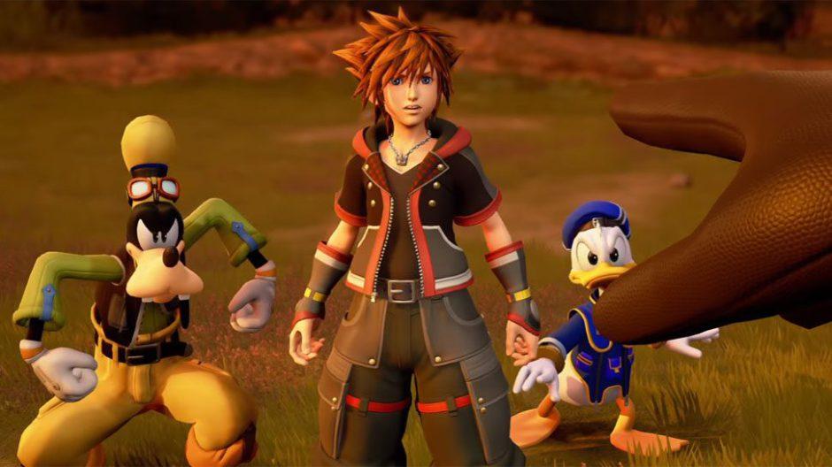 El nuevo vídeo de Kingdom Hearts III nos enseña las transformaciones de la Llave Espada de Sora