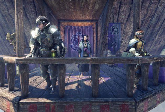 Monster Hunter World vendrá con un parche de lanzamiento