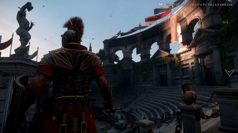 ¿Cual se ve mejor? Comparan en vídeo Ryse: Son of Rome (2013) y God of War (2018)