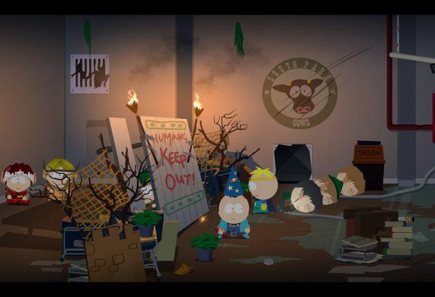 South Park: La Vara de la Verdad el próximo mes en Xbox One