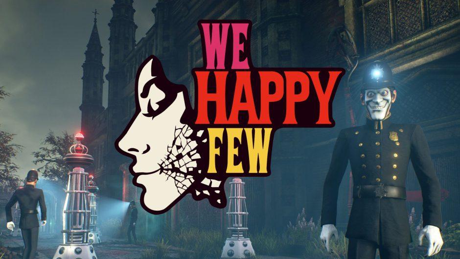 We Happy Few muestra un inquietante teaser previo al E3 2018