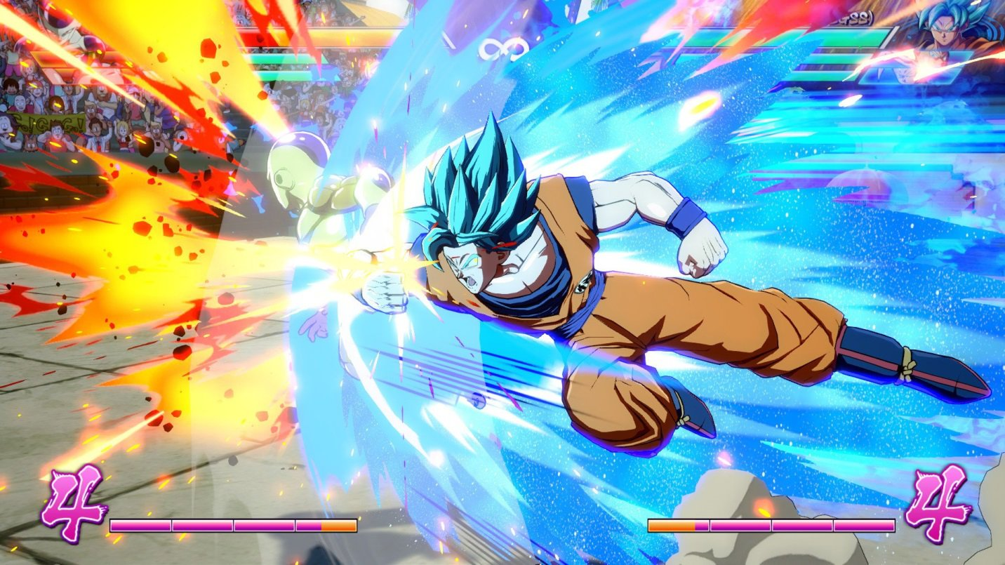 Análisis de Dragon Ball FighterZ