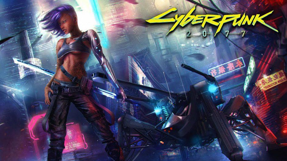 Cyberpunk 2077 está previsto para las consolas de la actual generación