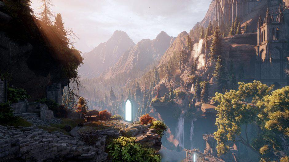 Un nuevo Dragon Age está oficialmente en desarrollo