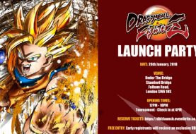 Dragon Ball FighterZ celebrará su lanzamiento con un torneo en el estadio Stamford Bridge