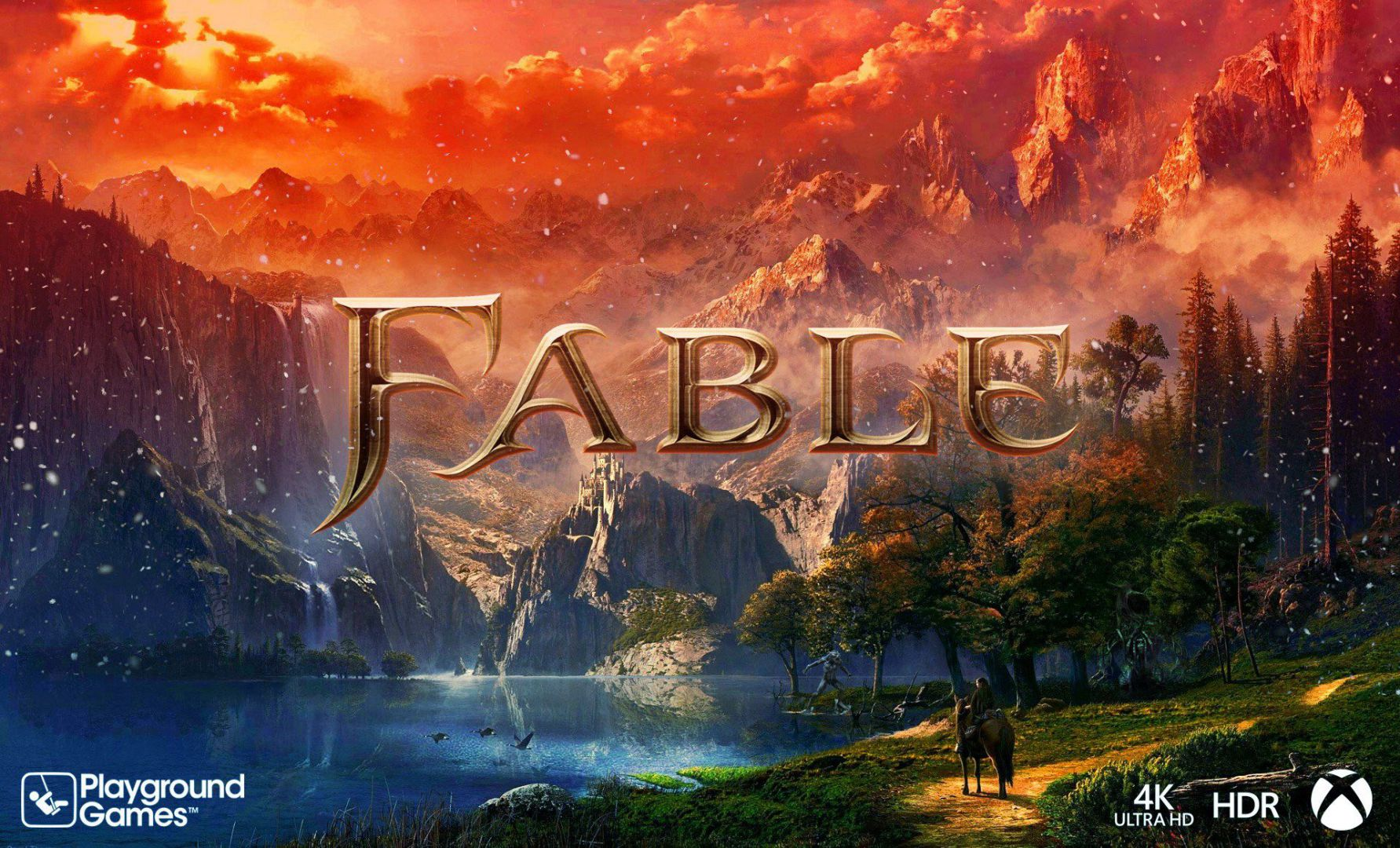 Exclusivos Fable Playground Games
