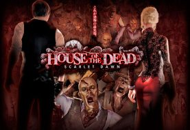 La nueva recreativa de The House of the Dead podría llegar a consolas