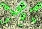 Minecraft alcanza los 74 millones de usuarios mensuales
