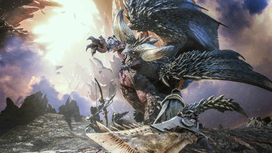 Ya se encuentra disponible la prueba gratuita de Monster Hunter World