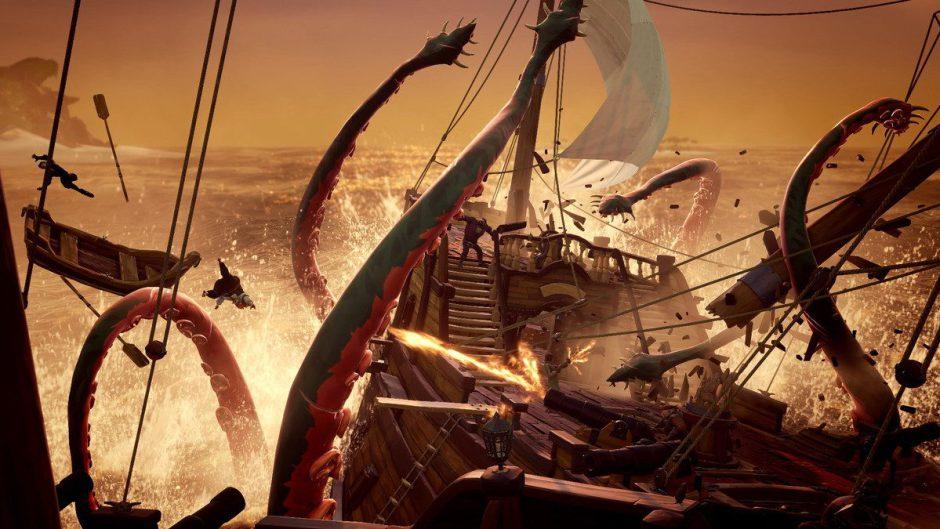 Os contamos todo sobre el último parche de Sea of Thieves, y por qué han vuelto a parar sus servidores