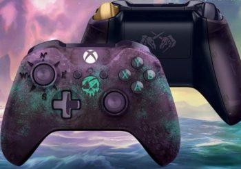 El mando de Sea Of Thieves que brilla en la oscuridad vendrá con un DLC exclusivo