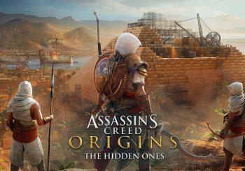 Assassin's Creed Origins: The Hidden Ones llega hoy con este espectacular trailer