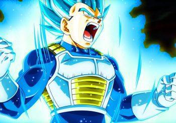 Vegeta muestra el poder del Super Saiyan Blue en Dragon Ball FighterZ