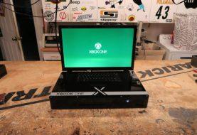 """Hazte con una Xbox One X portátil por """"solo"""" 2.500 dólares"""