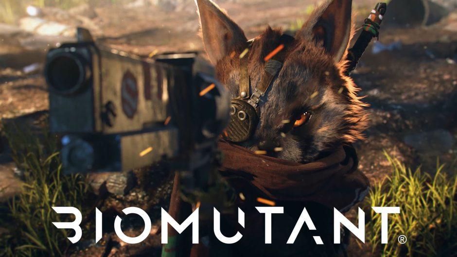 Biomutant: Tendremos nuevas noticias del juego el 24 de junio