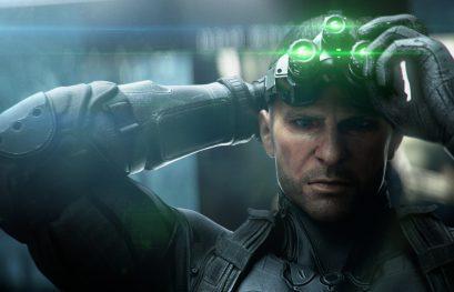 Sam Fisher es el protagonista de los dos nuevos títulos retrocompatibles anunciados