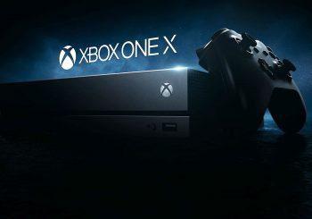 Xbox One X cuadriplica el rendimiento de la GPU de Playstation 4 Pro
