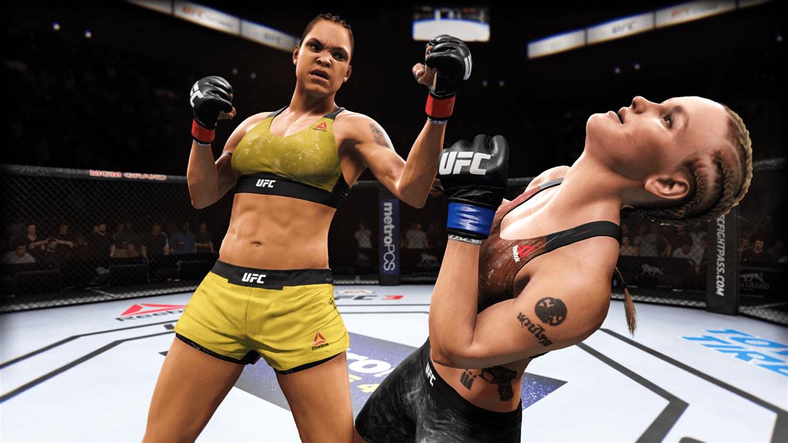 Analisis UFC 3