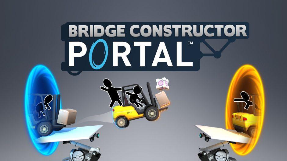 Bridge Constructor Portal se amplia con su primer DLC: Portal Proficiency
