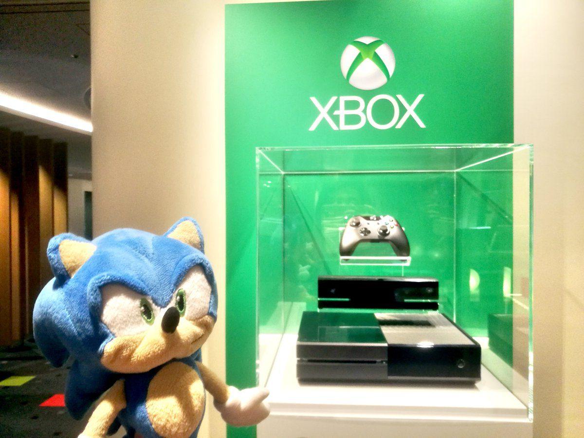 Reunión Sega y Microsoft