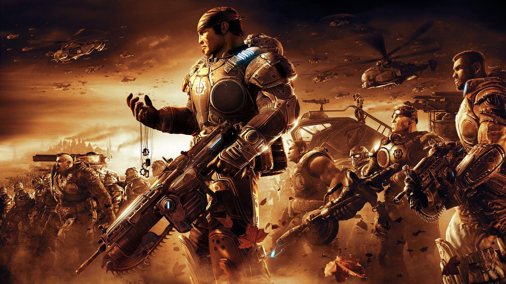 Gears of War 2 Splash Damage