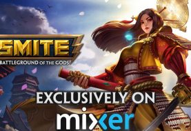 Mixer emitirá en exclusiva la SMITE Pro League y la SMITE Console Series