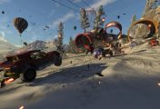 Análisis técnico de la beta de Onrush en Xbox One S y Xbox One X