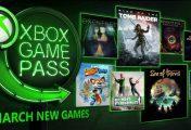 Xbox Game Pass acumula ya más de 180 juegos en su catalogo