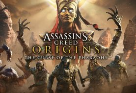 Extenso gameplay de Assassin's Creed: Origins, Curse of the Pharaohs