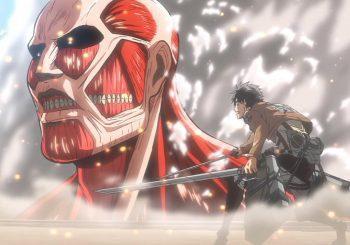 Anunciado para Xbox One Attack on Titan 2: Final Battle