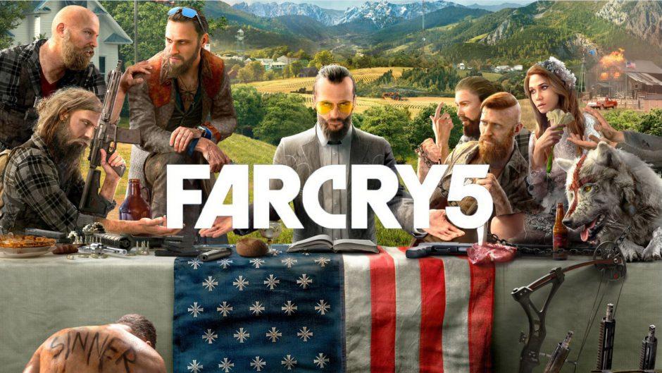 No lo dejes pasar y hazte con Far Cry 5 por menos de 20€