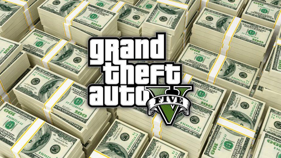 Take-Two presume de números: GTA V lo más vendido de la década