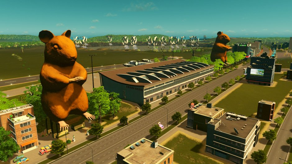 Los mods estarán disponibles en Cities Skylines Xbox One Edition