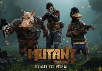 Hoy comenzamos la serie de directo de Mutant Year Zero: Road to Eden a las 16:00