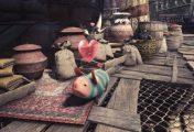Guía Monster Hunter World: Cómo conseguir los trajes de Poogie