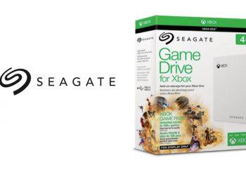 Seagate relanza el disco duro edición especial Xbox de 4TB con 2 meses de Game Pass gratis