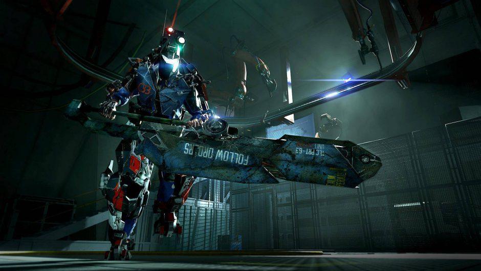 Descarga ya el nuevo DLC gratuito para The Surge
