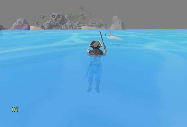 Lucha acuática