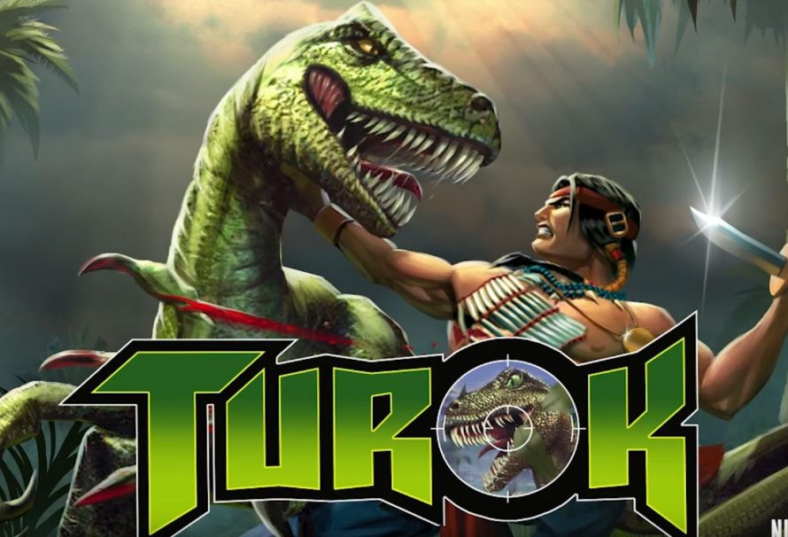 Turok 1 y Turok 2 anunciados para Xbox One - Reserva ya disponible