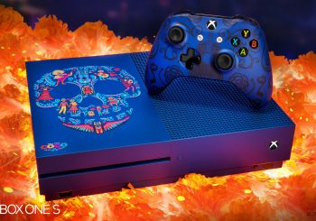 Xbox One S tendrá una espectacular edición especial inspirada en Coco
