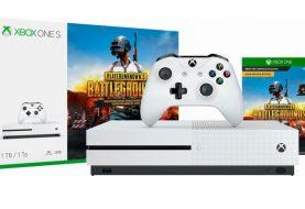Anunciado pack de Xbox One S de 1TB acompañada de una copia de PUBG