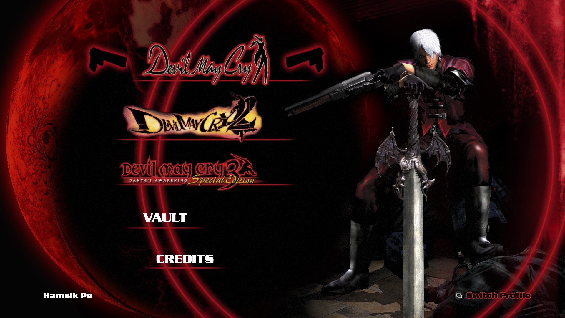 Analisis Devil May Cry HD Collection Generacion Xbox