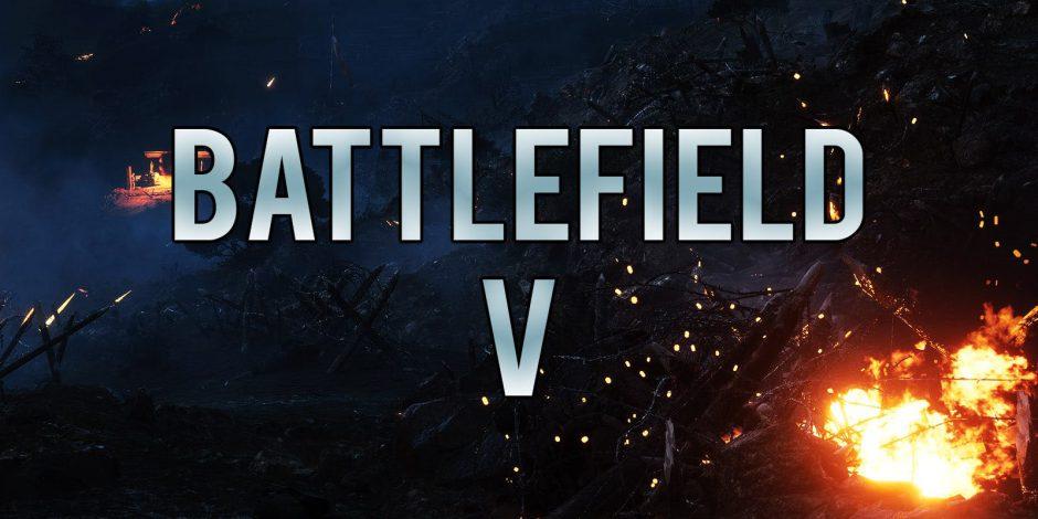 EA pone fecha y hora a la presentación oficial de Battlefield V