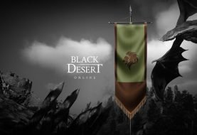 Gameplay en Xbox One X de Black Desert Online