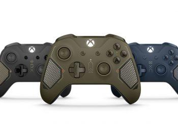 Nuevo mando para Xbox One: Combat Tech Special Edition