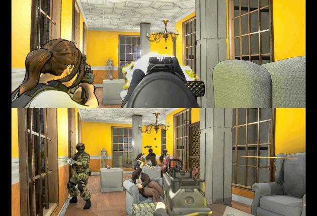 RICO es un nuevo FPS cooperativo que llegará a finales de año a Xbox One