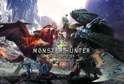 Monster Hunter World alcanza los 13 millones de copias vendidas